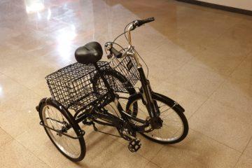 Doonkan Trike 24 Трицикл трайк трехколесный велосипед для взрослых складной взрослый для взрослого (14)