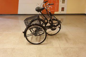 Doonkan Trike 24 Трицикл трайк трехколесный велосипед для взрослых складной взрослый для взрослого (15)