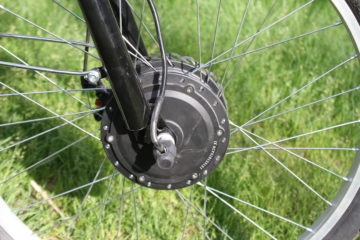 Электровелосипед трицикл Doonkan Trike 24 Трехколесный велосипед для взрослых складной 500w (104)