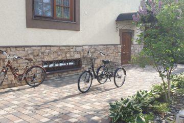 Трайк байк Дункан Doonkan Trike 24 складной трехколесный велосипед для взрослых (1)