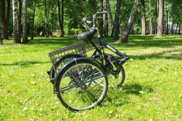 Трайк байк Дункан Doonkan Trike 24 складной трехколесный велосипед для взрослых (41)