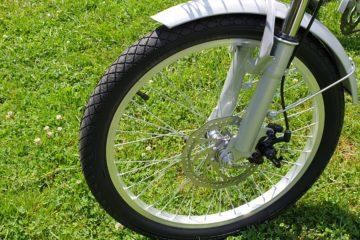 Трехколесный велосипед для взрослых взрослый для взрослого складной Трицикл Doonkan Trike 20 (20)