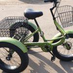 Doonkan Trike 20 Fatbike Фэтбайк Трицикл трайк трехколесный велосипед