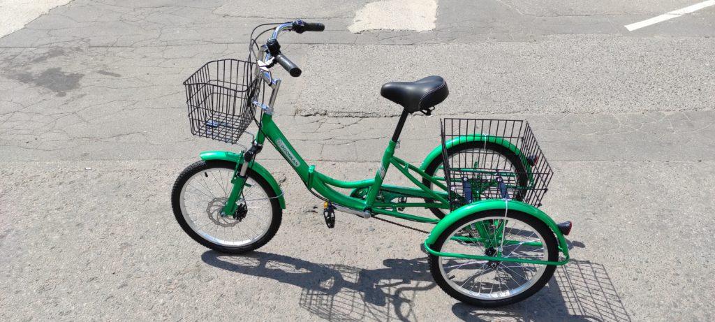 Doonkan Trike 20 Green Зеленый